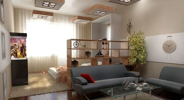 Гостиная-детская: в одной комнате с залом, фото мебели, дизайн и зонирование, комната теплая, как проект сделать