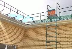 Испытание пожарных лестниц: требования и образец акта, для наружных ГОСТ, периодичность для стационарных