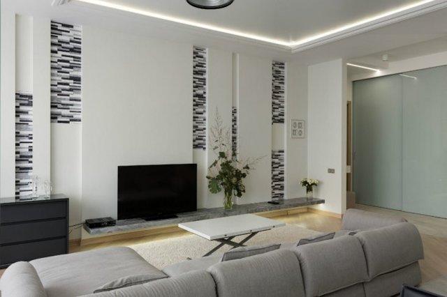 Из гипсокартона ниши: в стене как сделать, своими руками шкаф, фото на кухне, встроенные окна, отделка для купе