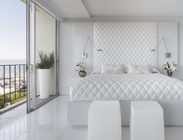Спальни в черно в белом: дизайн и фото интерьера, тона мебели с яркими акцентами, гарнитур в стиле и цвете
