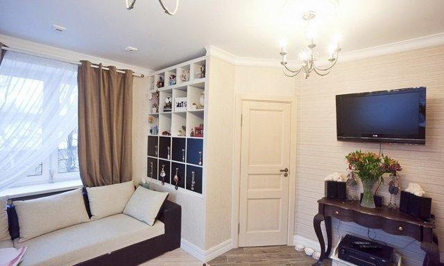 Гостиная в стиле лофт: интерьер и фото зала, дизайн мебели в хрущевке, освещение маленькой столовой