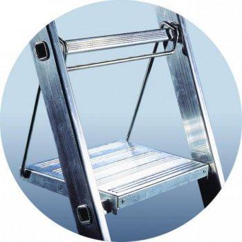 Лестница-стремянка: назначение телескопической, площадка деревянная, складной характеристика, 3х10 трансформер