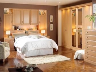 Гарнитуры спален: недорогие с фото, дизайн мебели, двух спальный для маленькой комнаты, стильные модули