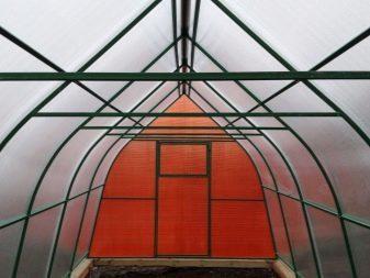 Теплица Капелька от завода готовых теплиц: сборка и отзывы, парник Капля из поликарбоната, видео и чертеж