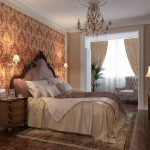 Стильная спальня: дизайн и фото 2020, мебель в интерьере, самая маленькая, современные шкафы, обои и кровать