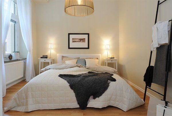 Спальня в скандинавском стиле: фото интерьера, дизайн шведский готовый