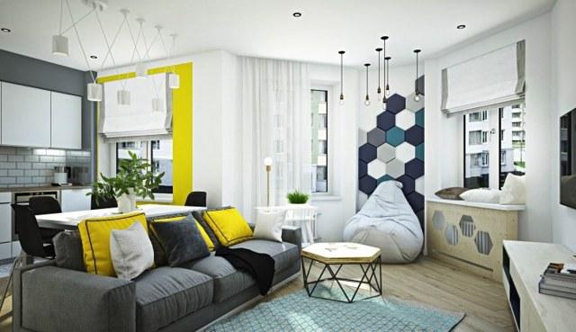 Интерьер гостиной 20 кв. в квартире фото: квадратный дизайн, ремонт и идеи для комнаты, проект метров и планировка