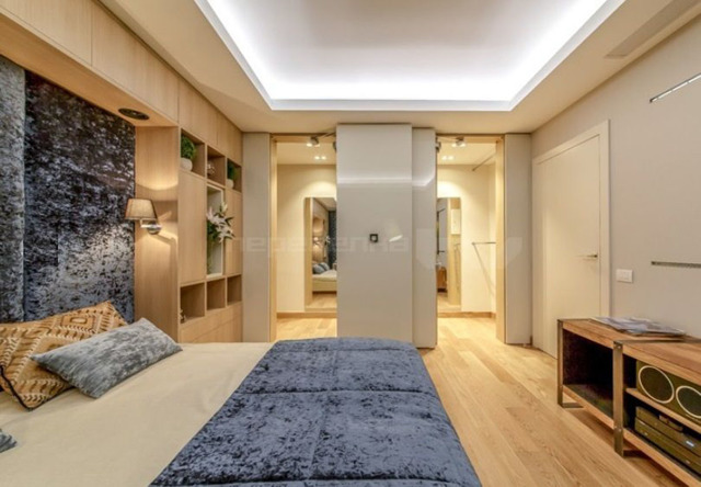 Планировка гардеробной комнаты: организация и перепланировка онлайн, фото удобной, варианты для 3 кв м, как переделать своими руками