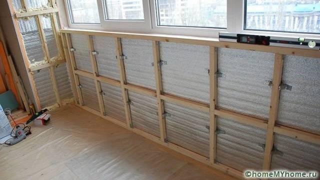 Как утеплить балкон своими руками пошаговое фото: утепление лоджии и инструкция с видео, минеральная вата