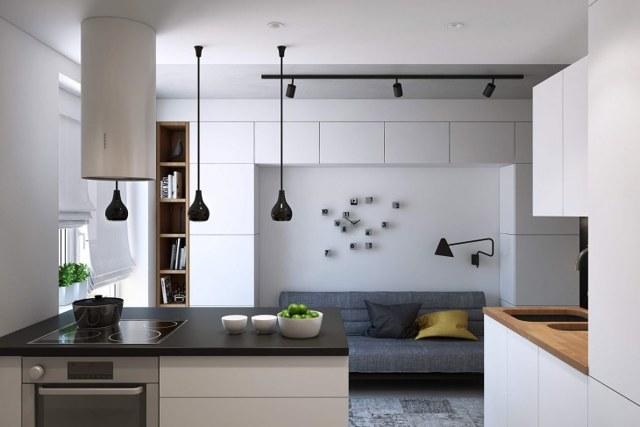 Дизайн гостиной: фото интерьера, комнаты в квартире и в доме, реальные особенности, индивидуальные правила