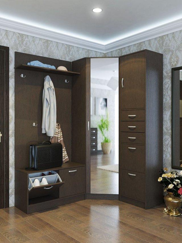 черешня доме мебель для углового коридора фото описание