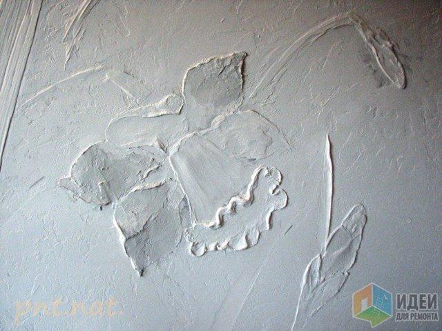 Объемное панно: на стену3д, декор своими руками из штукатурки, новогоднее рельефное панно, мастер-класс из бумаги