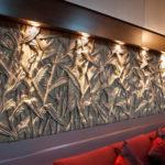 Панно из ткани: своими руками на стену, из лоскутов, фото аппликации, цветы декоративные, история, как сделать настенное