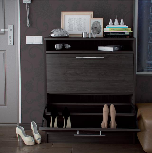 Тумба с зеркалом в прихожую: фото коридора, модели тумбочки для обуви, вешалка узкая, угловая открывающаяся