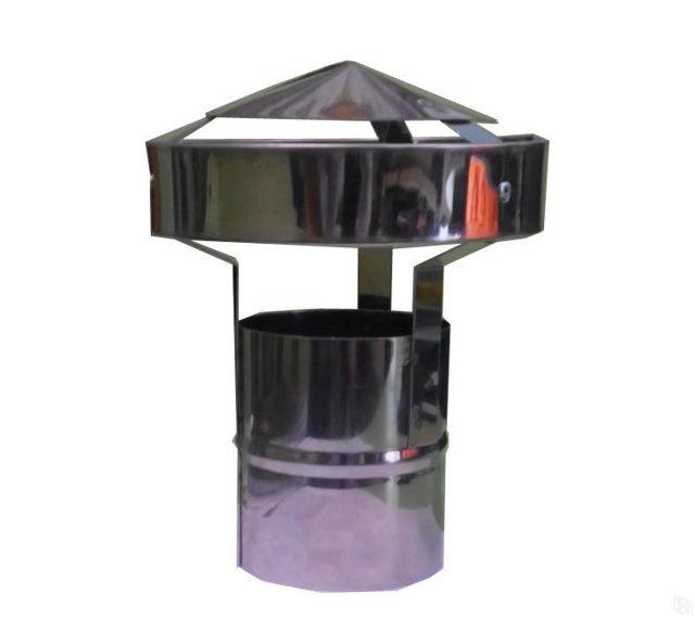 Дефлектор на дымоход: на трубу дефлектор Григоровича, как сделать своими руками для газового котла, чертежи