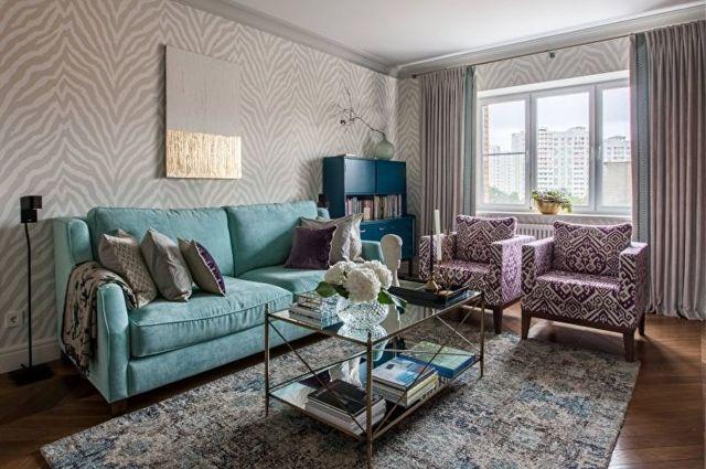 Обои в зал 2020 фото: модные и современные для квартиры, идеи дизайна и поклейки, какие поклеить на стены