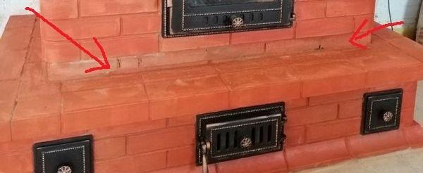 Каминопечь порядовка: своими руками печь-плита, фото, с лежанкой из кирпича, варочная повышенной теплоемкости