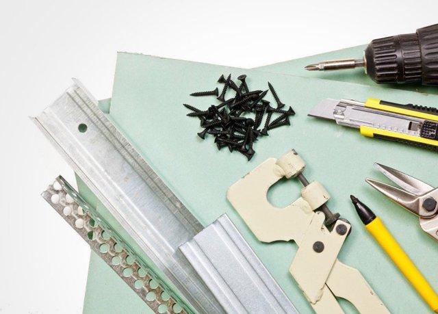 Крепежи для гипсокартона: ГКЛ под молли, к стене для профиля, бабочка и саморезы, какой каркас к потолку, монтаж