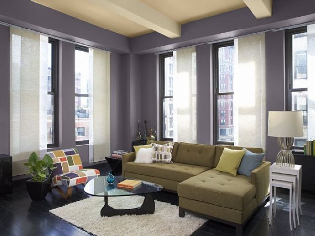 Зеленый интерьер гостиной фото: тона и цвета для зала, оформление и дизайн, светлая квартира, стиль серых стен