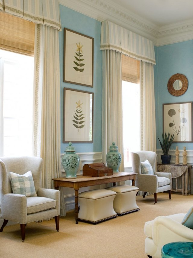 Бандо для штор фото: жесткий ламбрекен что такое бандо, маленький и твердый, новинки для гостиной и зала