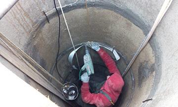 Ремонт колодца: чистка бетона своими руками, восстановление или замена сруба, демонтаж кольца
