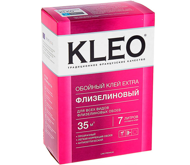 Клей для флизелиновых обоев: какой лучше, хороший kleo, наклейка и расход на 1м2, можно ли бумажные, quelyd