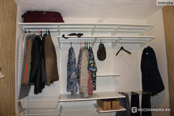 Стеллажи для гардеробной: металлическая система для хранения в комнате, собранные своими руками, Икеа и Леруа Мерлен, модульные шкафы
