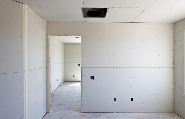Крепление гипсокартона к стене без профиля: как прикрепить прямо к стене, можно ГКЛ на стену закрепить