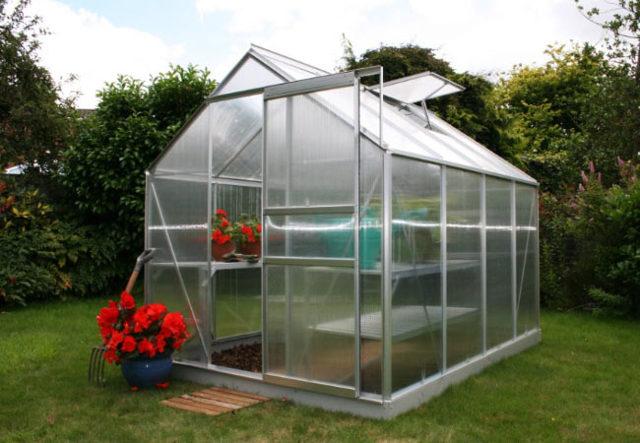 Размеры теплицы: лучший оптимальный метр, квадратный парник, форма и ширина, самые виды готовые, высота сотки