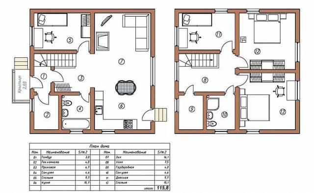 Лестница на второй этаж: фото в доме 2 на 2, бани оформление, поднимающаяся квартира, сборные варианты в гараж