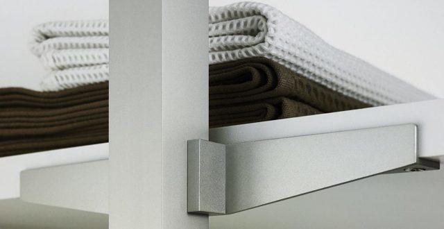 Сетчатые гардеробные системы: руками своими сотовые, фото недорогих для хранения, Аристо для вещей и larvij