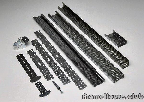 Профиль металлический для гипсокартона: размеры и монтаж, виды и изготовление направляющих