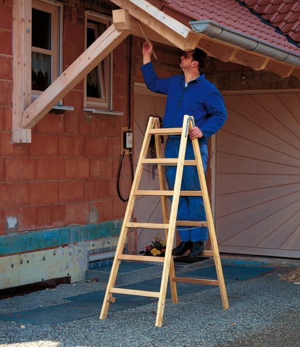 Испытание лестниц: инструкция и порядок, методика и акты, проверки проведение, электрические пояса, видео