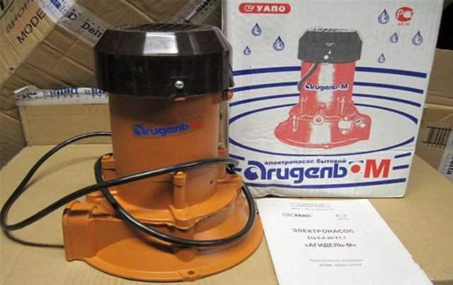 Насос Агидель: самовсасывающие, предварительная заливка жидкости, характеристики устройства, разборка и ремонт
