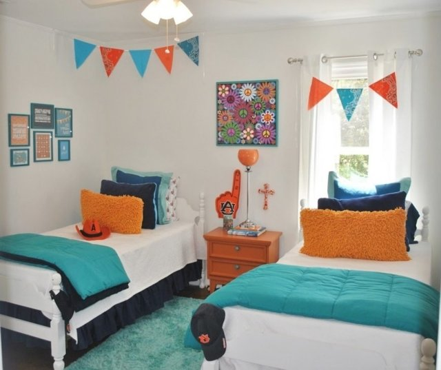 Детские обои для стен мальчиков: фото детской комнаты подростка, дизайн для 7 и 12 лет, спальня для парня