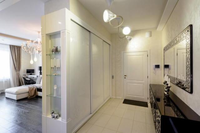 Шкаф в прихожую: фото и дизайн, идеи для интерьера, ширина мебели для одежды верхней, офисная закругленная мебель