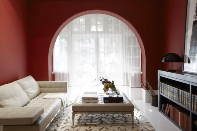 Арка на кухню из гипсокартона фото: в квартире межкомнатная, красивая гостиная, виды