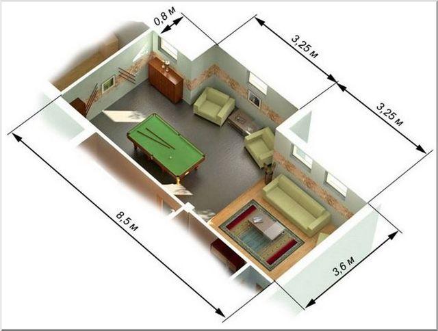 Как рассчитать количество обоев: на комнату сколько нужно, расчет по площади, как высчитать рулоны на 18 метров
