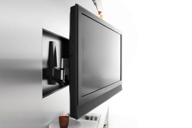 Как повесить телевизор на стену из гипсокартона: закрепить, выдержит ли ЖК дюбель-бабочка, полка