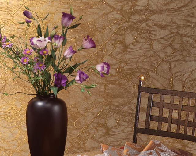 Шелковые обои: для стен жидкие, рогожка в интерьере, фото, штукатурка под шелк, отзывы и видео