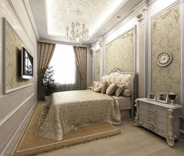 Декор спальни: стены, фото декорирования своими руками, идеи для небольшой комнаты, декорация подушки, элементы интерьера