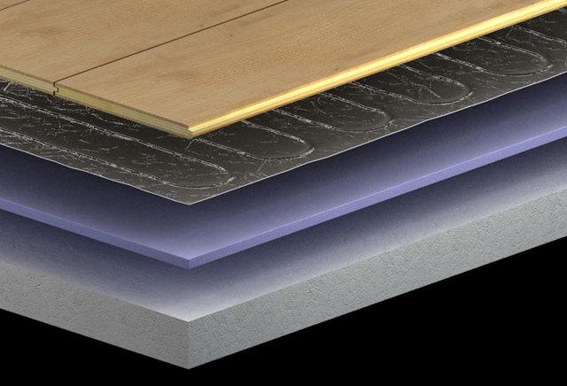 Стержневой теплый пол: карбоновый, инфракрасные маты, кабель на плитку, нагревательный, из углеродного волокна