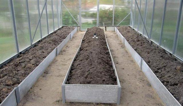 Температура почвы в теплице: поликарбоната подготовка в зиму, состав и слой земли, своими руками нужный парник