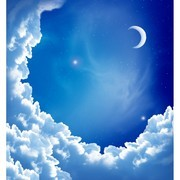 Натяжной потолок небо: звездное небо, отзывы и фото, седьмое небо, небосвод и облака, полотно