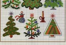 Миниатюрные вышивки крестом схемы: бесплатные чайники, скачать картинки, плоды шиповника, маленький подорожник