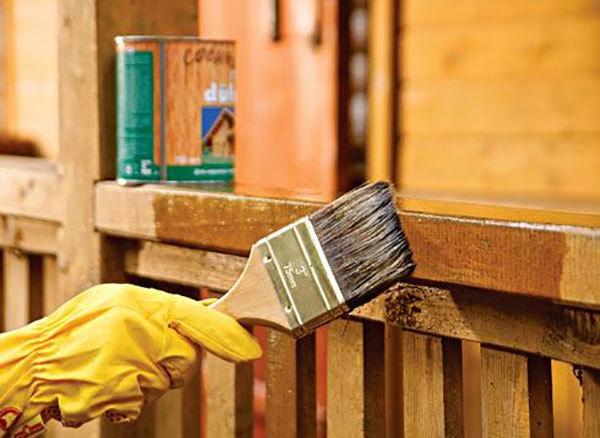Чем обработать вагонку на балконе: каким лаком покрыть и покрасить, обработка евровагонки внутри, пропитка и покрытие