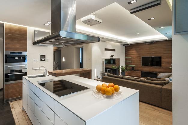 Идеи дизайна гостиной 16 кв. м: фото квадратов и м², интерьерное зонирование, реальная комната в хрущевке