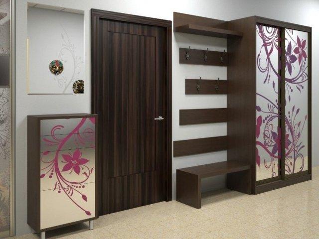 Форма коридора: навесная прихожая, фото тамбура, открытые варианты, проект квартиры, застекленный дизайн, модели