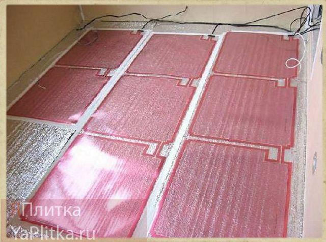 Теплый пол под плитку: электрический и инфракрасный, кабельный и какой лучше под кафель, варианты укладки