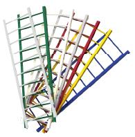 Пожарные лестницы: на кровлю ручные, навесная спасательная, типы по безопасности, металлическая трехколенная